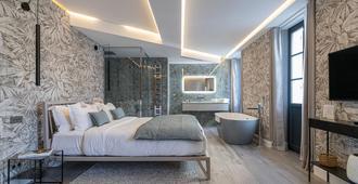 樂德爾特爾酒店 - 尼斯 - 尼斯 - 臥室