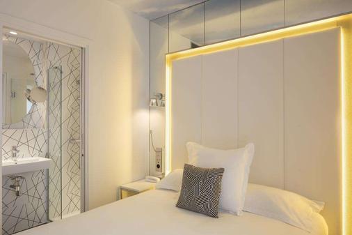 Nouvel Hotel Eiffel - Paris - Phòng ngủ