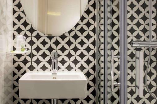 Nouvel Hotel Eiffel - Pariisi - Kylpyhuone