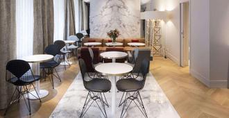 埃菲爾努維爾酒店 - 巴黎 - 巴黎 - 餐廳