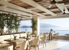 إيكوس داسيا - شامل جميع الخدمات - كورفو - مطعم