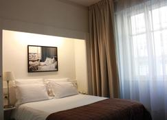 Le Grand Hotel - Strasbourg - Phòng ngủ