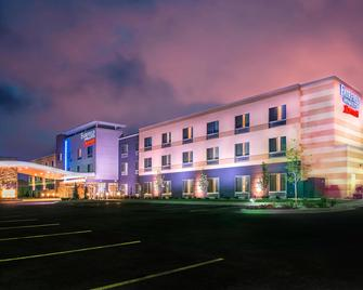 Fairfield Inn and Suites by Marriott Twin Falls - Твін-Фоллс - Building