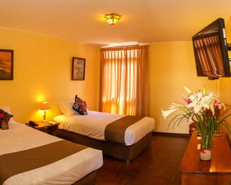 Dm Hoteles Ayacucho - Ayacucho - Bedroom