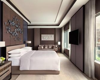 Hong Kong Ocean Park Marriott Hotel - Гонконг - Спальня