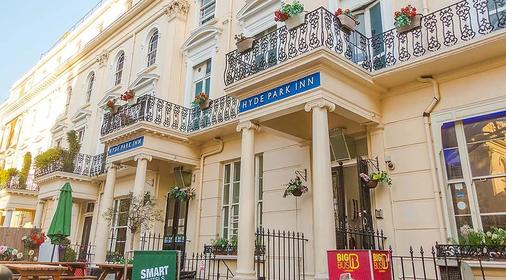 Smart Hyde Park Inn - London - Byggnad