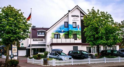 Hotel Windjammer - Büsum - Building