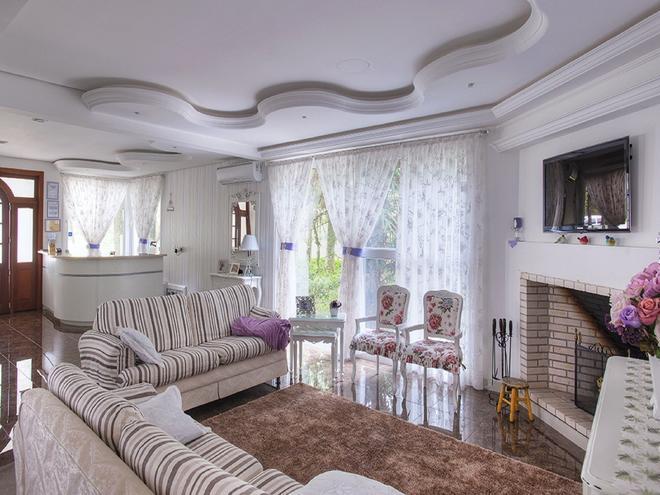 卡內拉普薩達德芬芳旅館 - 卡內拉 - 客廳