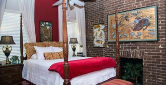 Savannah Bed & Breakfast Inn - סאוואנה - חדר שינה