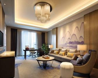 Wanda Realm Liuzhou - Liuzhou - Living room