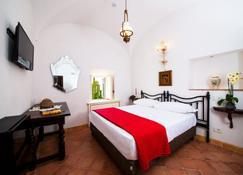Badia Santa Maria De Olearia - Maiori - Camera da letto