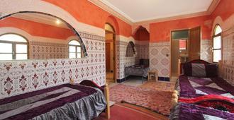 Auberge Iminouassif - Imlil - Bedroom