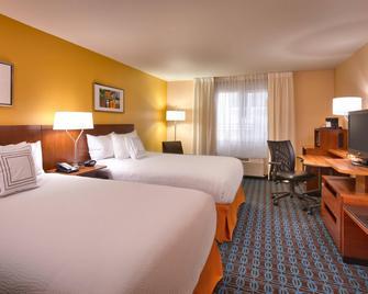 Fairfield Inn by Marriott Salt Lake City Draper - Draper - Bedroom