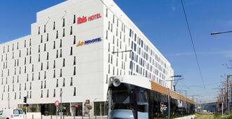 Ibis Marseille Centre Euroméditerranée - Mác-xây - Toà nhà