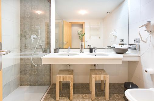 Jardin Botanico Hotel Boutique - Valencia - Bathroom