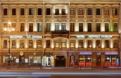 涅夫斯基大道論壇酒店 - 聖彼得堡 - 聖彼得堡 - 建築
