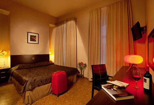 涅夫斯基大道論壇酒店 - 聖彼得堡 - 聖彼得堡 - 臥室