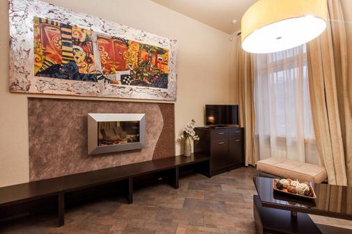 Nevsky Forum Hotel - Saint Petersburg - Living room