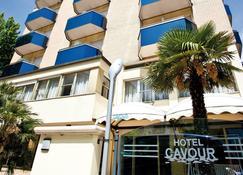 Hotel Cavour - Cesenatico - Edificio