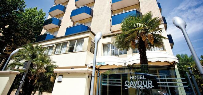 Hotel Cavour - Cesenatico - Rakennus