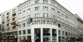 Continental Hotel-Pension - Viena - Edificio