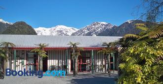 Glow Worm Accommodation - Franz Josef Glacier - Toà nhà