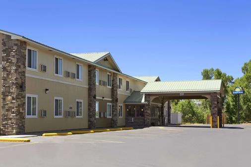 Days Inn & Suites by Wyndham Gunnison - Gunnison - Rakennus