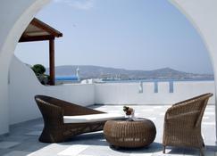 Paros Agnanti Hotel - Parikia - Balcony
