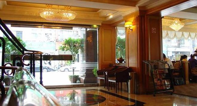 Meadow Hotel Taipei - Ταϊπέι - Σαλόνι ξενοδοχείου