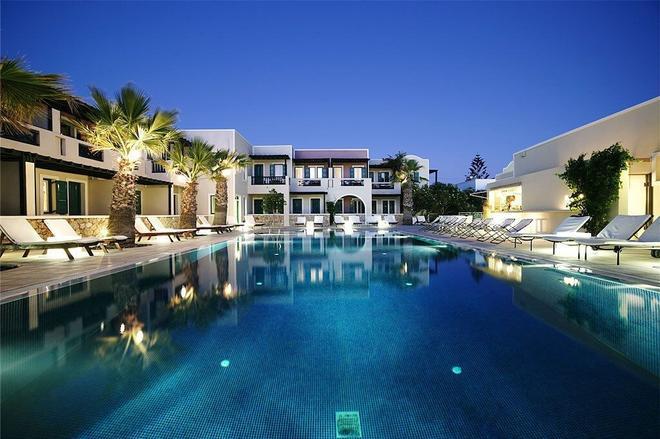 Rosebay Hotel - Kamari - Pool