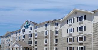 維斯特切斯伍德斯普林套房酒店 - 休士頓 - 休士頓 - 建築