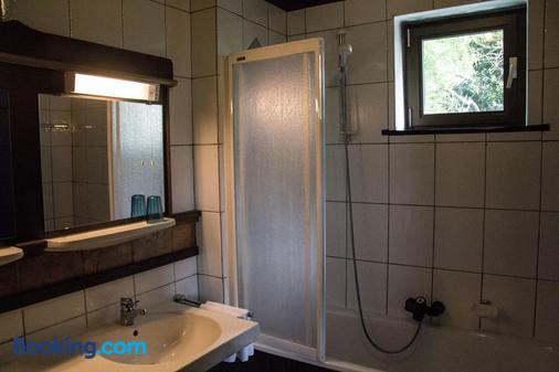 The Waters Country House - Ballyvaughan - Bathroom