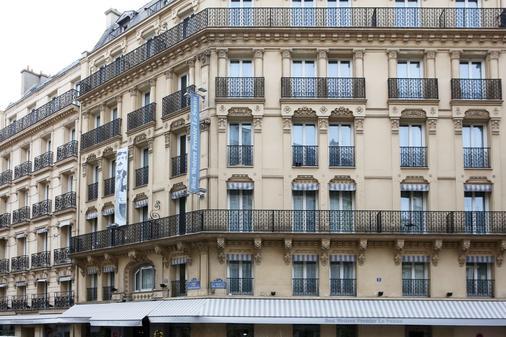 聖拉紮爾歌劇巴黎 8 品質酒店 - 巴黎 - 巴黎 - 建築