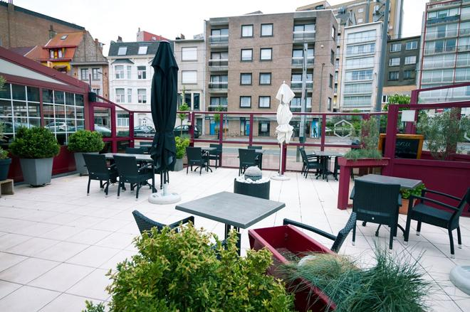Hotel Moby Dick by WP hotels - Blankenberge - Patio