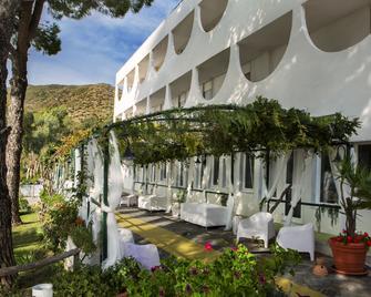 Hotel Sinuessa Terme - Mondragone - Patio