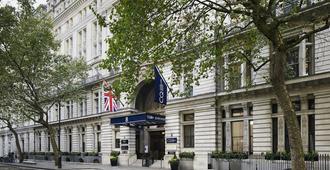 Club Quarters Hotel, Trafalgar Square - London - Building