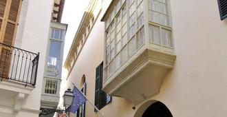 帕拉西奧卡薩加勒薩酒店 - 帕爾瑪 - 帕爾馬 - 建築