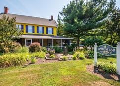 Homestead Bed & Breakfast at Rehoboth - Rehoboth Beach - Building