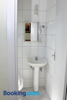 Carolina Plaza Hotel - Uberaba - Bathroom