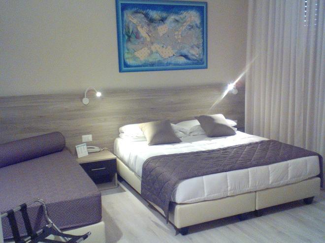 Hotel Città - Λιβόρνο - Κρεβατοκάμαρα