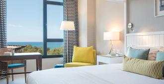 מלון מלודי - תל אביב - חדר שינה