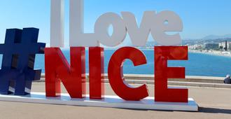 Ibis Nice Centre Gare - Niza - Edificio