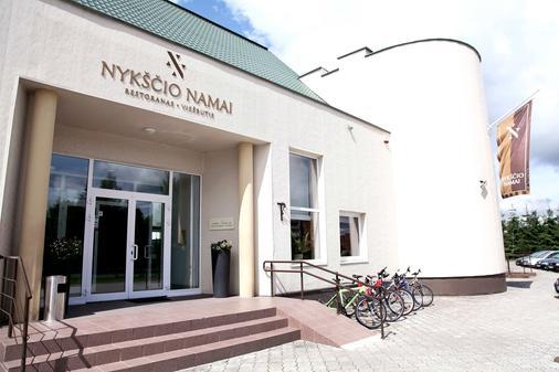 Nykscio Namai - Anyksciai - Building