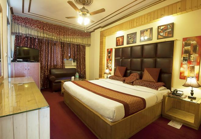 Hotel lals Haveli - New Delhi - Bedroom