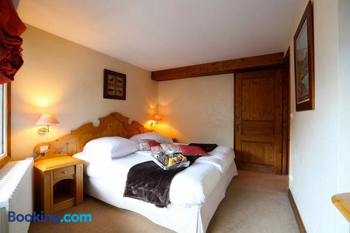 Hôtel Les Peupliers - Courchevel - Bedroom