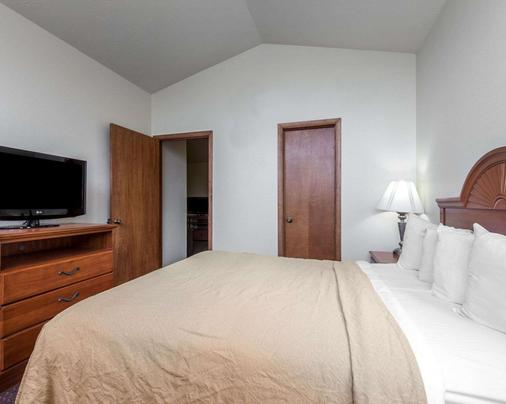 Quality Inn & Suites at Dollywood Lane - Pigeon Forge - Κρεβατοκάμαρα