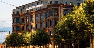 Ac Hotel Mainz - Maguncia - Edificio