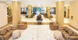 Ani Plaza Hotel - Ereván - Recepción