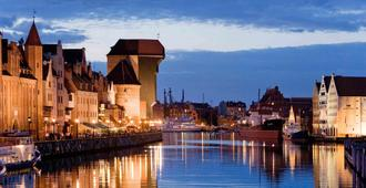 ibis Gdansk Stare Miasto - Гданьск - Вид снаружи