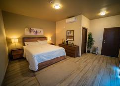 California Comfort and Suites - ลอส อัลโกโดเนส - ห้องนอน